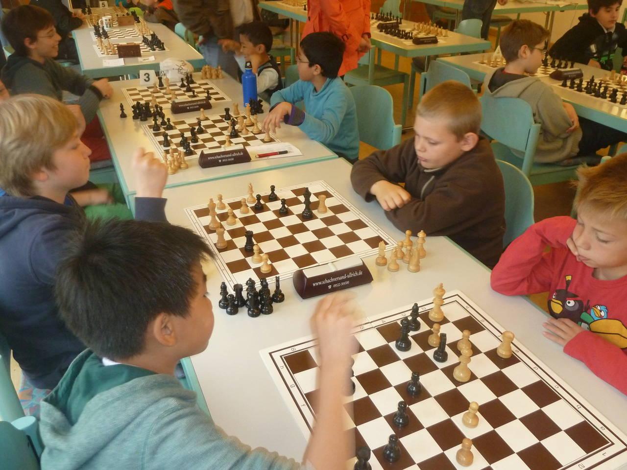 U14-Bezirks-MM-Turnier 2014