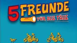 Fünf Freunde für alle Fälle (F/GB 2008)