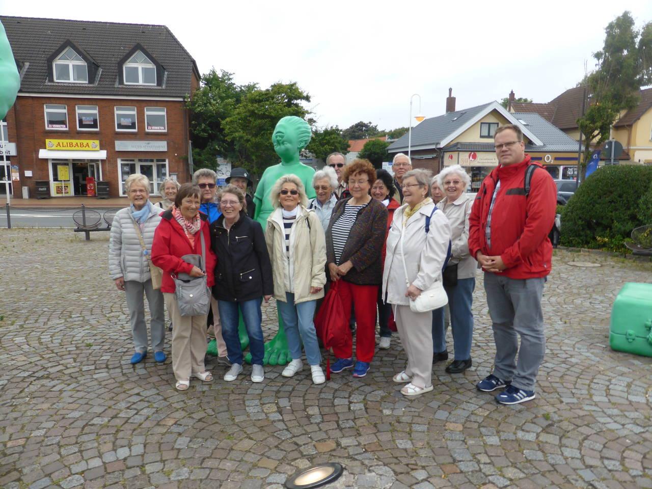 Grppenbild Westerland/Sylt 27.06.2016