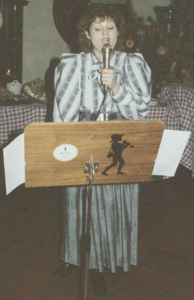 Betriebsfeier 1985