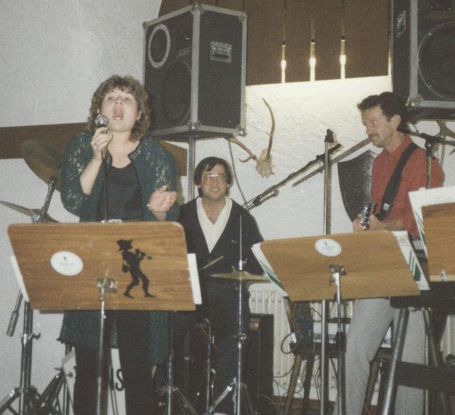 Betriebsfeier 1986