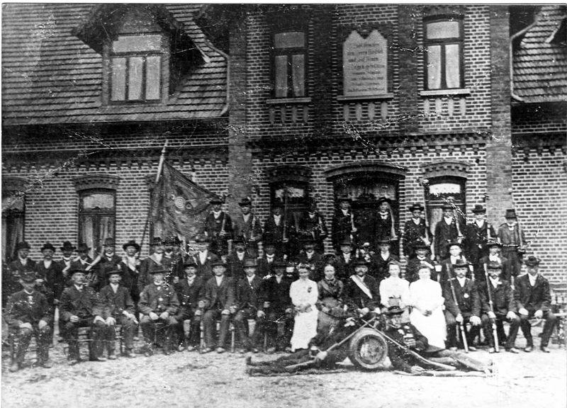 Vereinsfoto 1906