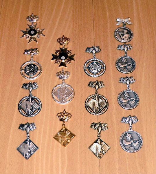 Medaillen 2011
