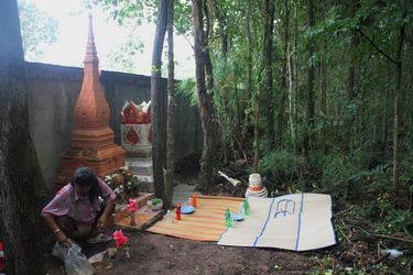 Bild im Waldkloster