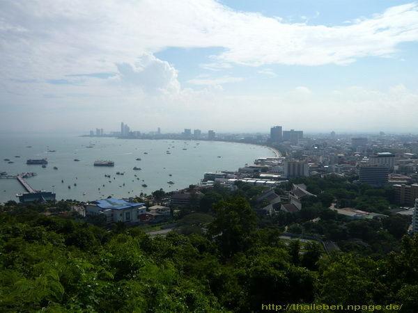 Pattaya Aussicht