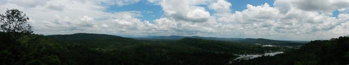 Bild Aussicht Wat