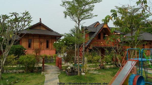 Originelles Resort in Thailand