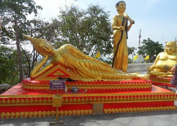 Buddha Bild Dienstag