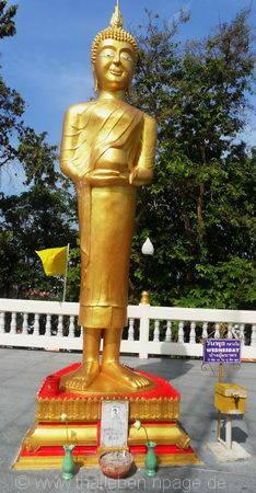 Bild Buddha Mittwoch am Tag