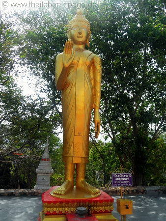 Buddha Bild Montag