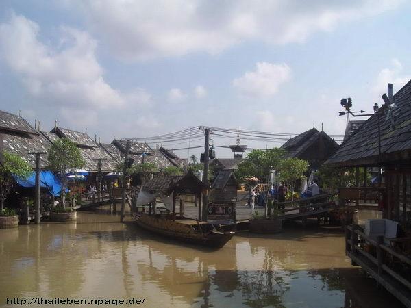 Boot Floating Markt