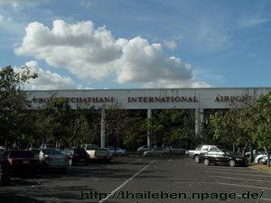 Flugplatz Ubon