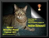 Mikey-award