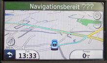 Bild Garmin Navigation