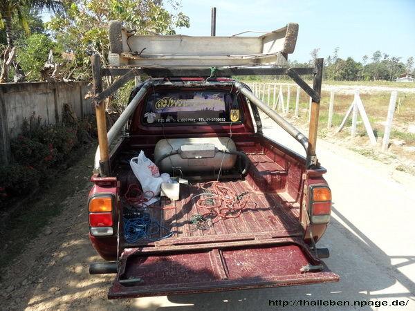 Bild Gas Auto