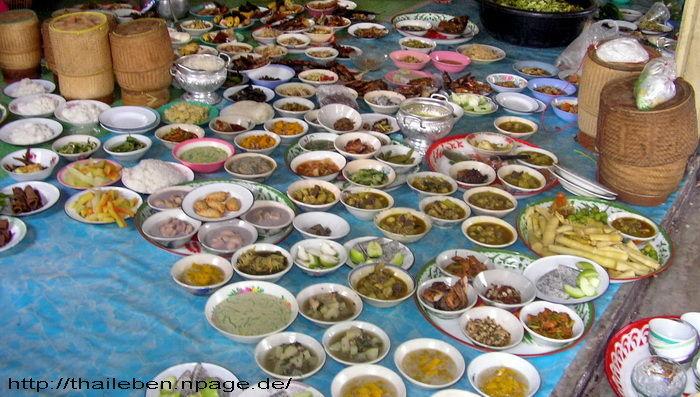Diverses Essen