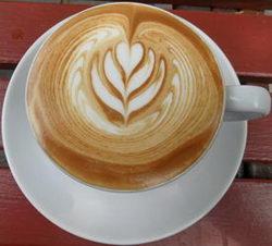 Bild Kaffeegenuss Bon Caffee