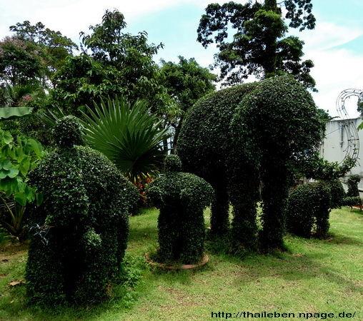 Koh-Chang Steinelefant