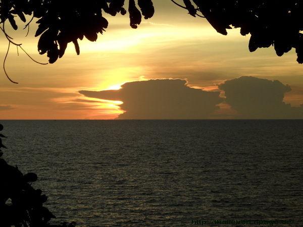 Sonnenuntergang Kho-Chang