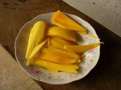 mango frisch