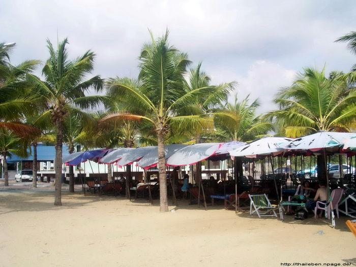 Strandliegen Pattaya