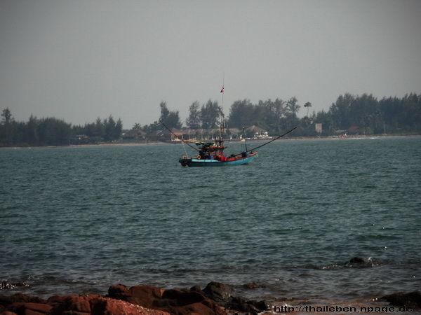 Chantaburi am Meer