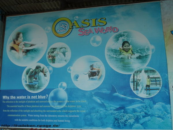 Oasis Sea World