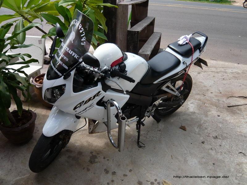 Beamten Motorrad