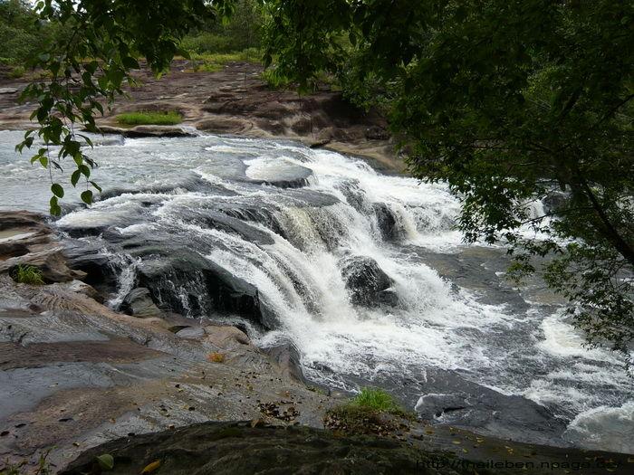 Huai Chan Wasserfall