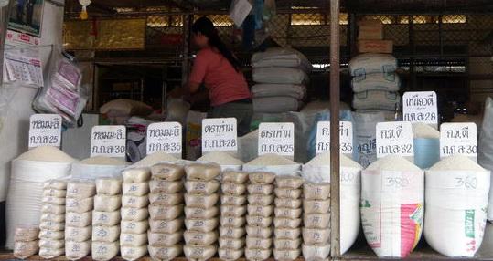Markt Reishandel