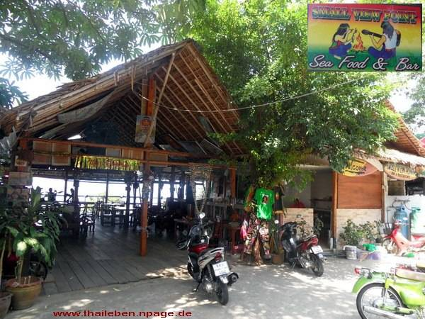 Restaurant aussicht Phuket