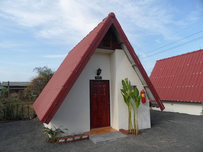 Kleines Mietshaus