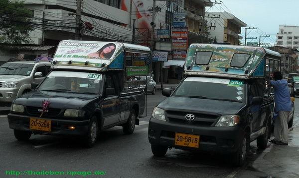 Baht-Taxi
