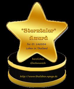 Sterntaler award