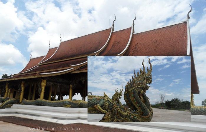 Tempelbild zweier seite