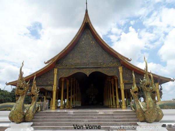 Tempelbild vorne