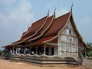 Tempelbau