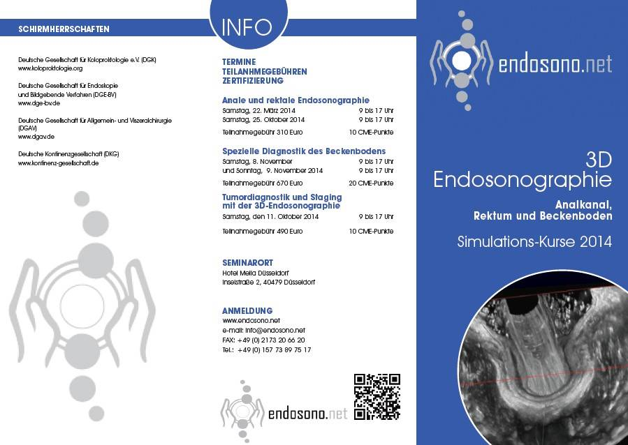 Flyer Endosono.net