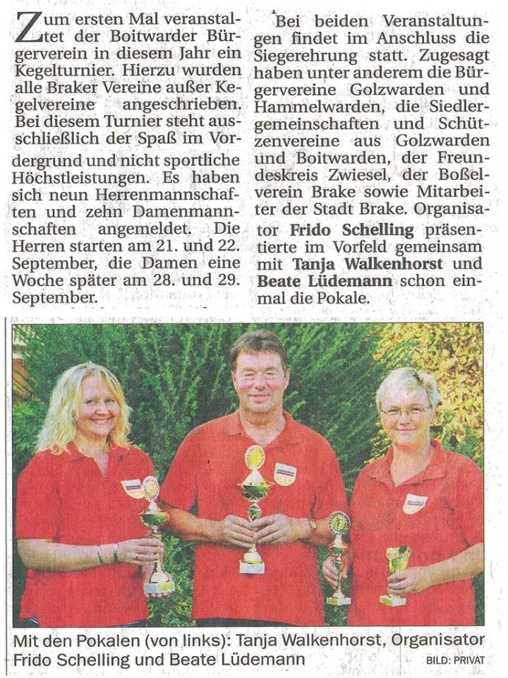 Copyright 2016 Nordwestzeitung