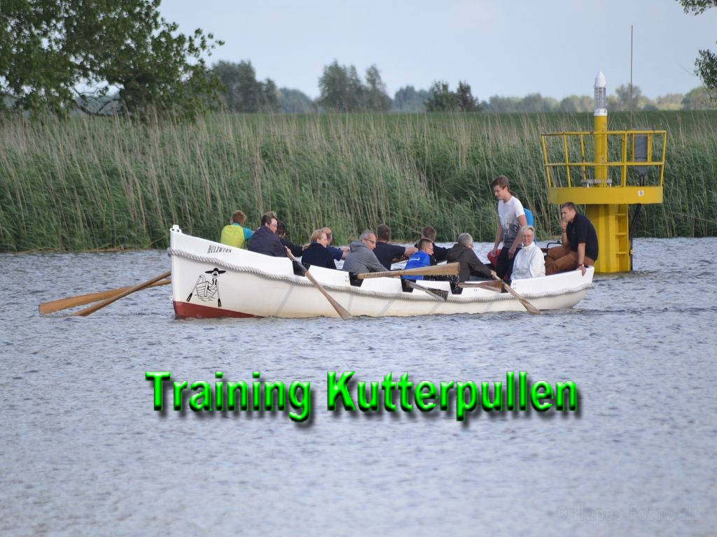 Training Kutterpullen