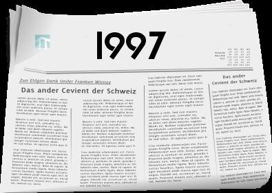 Zeitungsberichte 1997