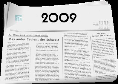 Zeitungsberichte 2009