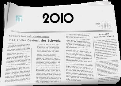 Zeitungsberichte 2010