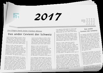 Zeitungsberichte 2017