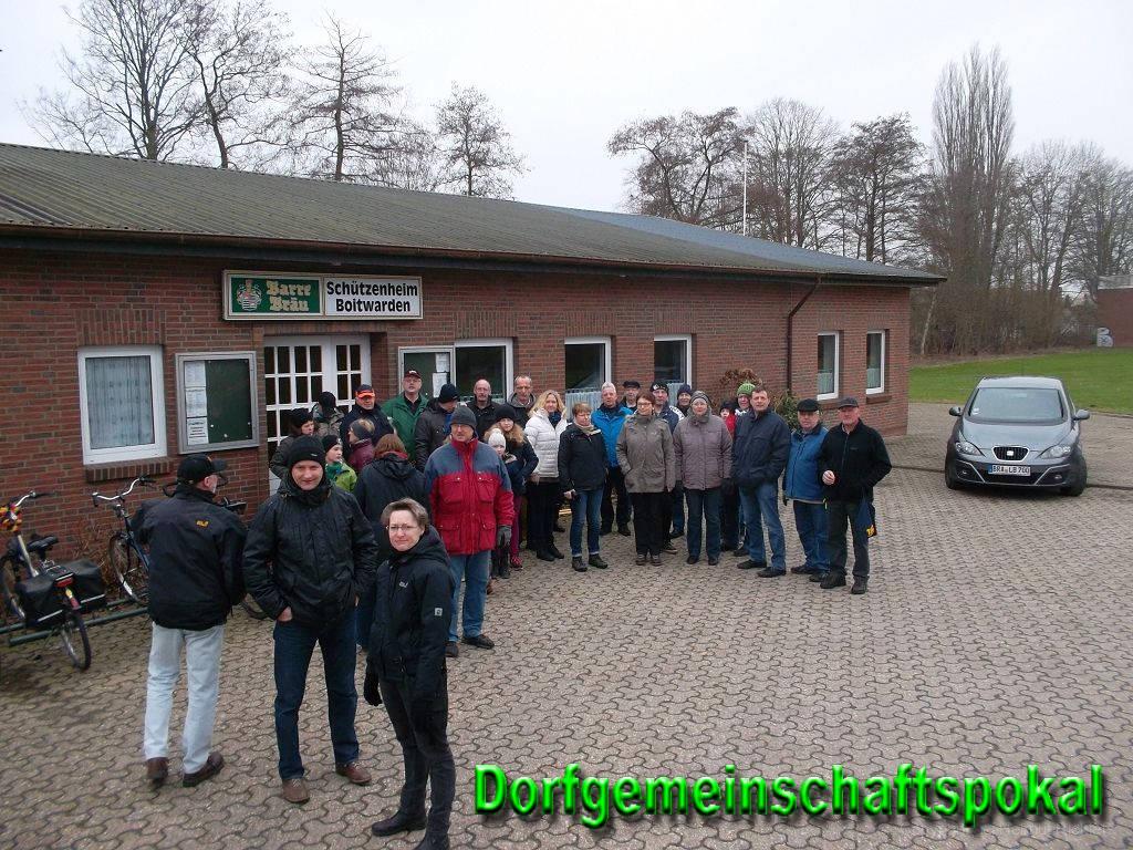Dorfgemeinschaftspokal 2015