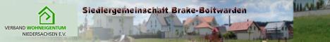 Verband Wohneigentum Siedlergemeinschaft Brake-Boitwarden