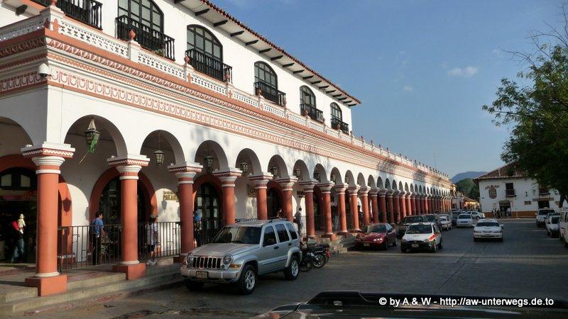 Foto Kolonialbau in San Cristóbal de las Casas
