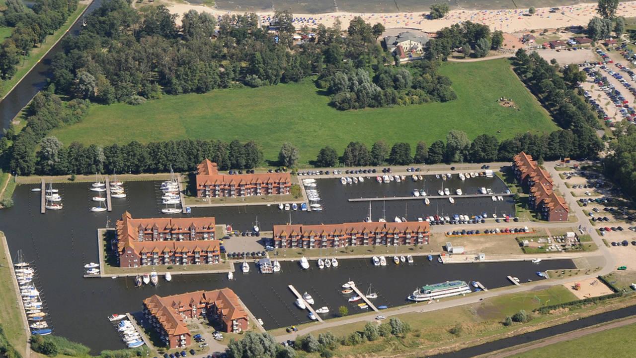 Ferienwohnung Lagunenstadt Ueckerm 252 Nde Stettiner Haff Usedom Ostsee