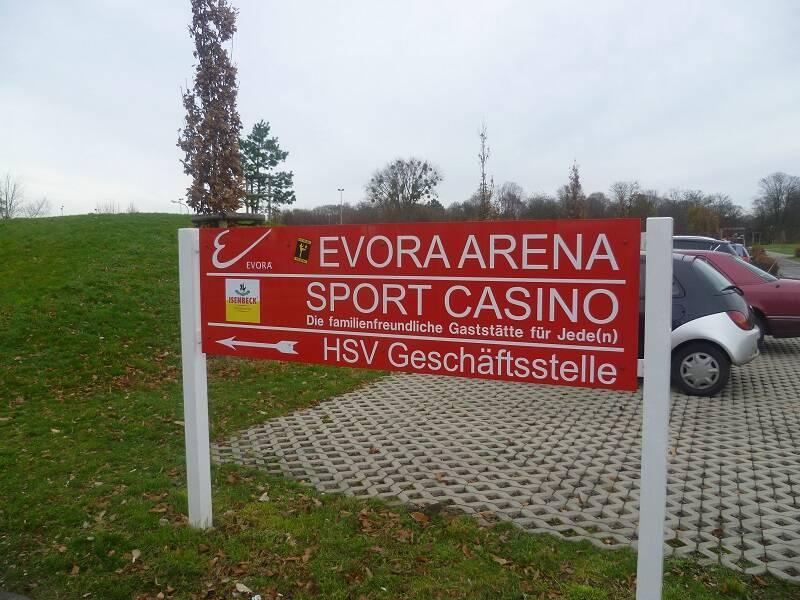 Evora-Arena