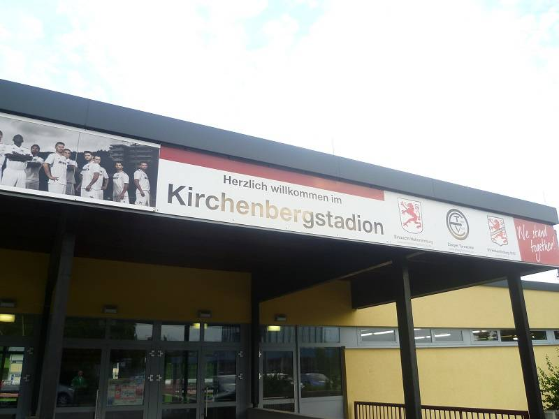 Kirchenbergstadion